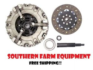 Ford 1500 1700 1900 Dual Stage Clutch Kit Sba320040110 W Alignment Tool