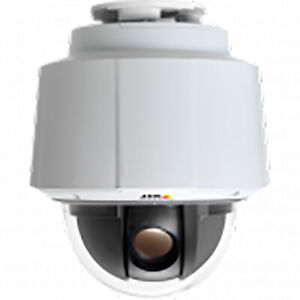 Axis Q6044 60hz 30x Zoom Ptz Dome Poe Ip Network Camera 720p With Poe Supply