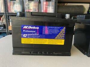 Acdelco 48pg Batteries No Core Charge Excellent Condition Local Pickup Only
