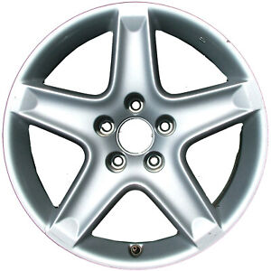 71733 Oem Reconditioned Wheel 17 X 8 Fits 2004 2006 Acura Tl Chrome Plated
