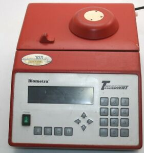 Biometra T gradient Thermoblock Thermocycler 115 230v 50 60hz