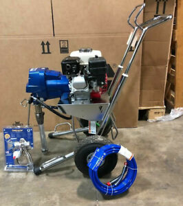 Graco Gmax 3900 Standard Series Gas Mechanical Airless Sprayer 16w865