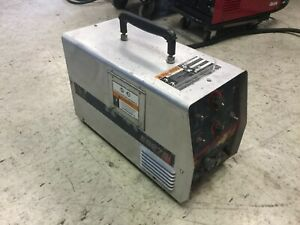 Lincoln Invertec V275 s Welder red d arc V275 s