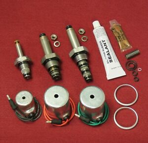 Meyer Old A Coil Valve xo Spring installation Kit Spacers E47 57 60 Pumps