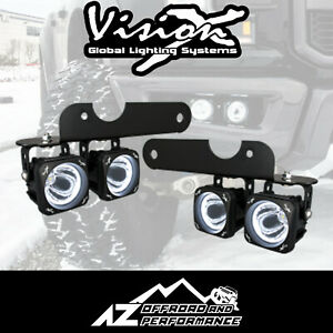 Vision X Vspec Upgrade Fog Light Kit For 17 Ford Raptor 9906089