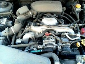 Engine 2 5l Vin 6 6th Digit Without Turbo Fits 11 Impreza 48405