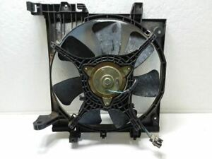 Radiator Fan Motor Fan Assembly Radiator 04 06 Impreza