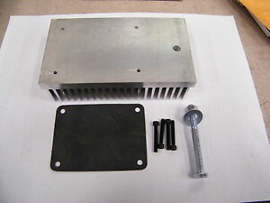 Pmd Pdm Fsd Cooler Plate Kit Includes Hardware And Heat Transfer Pad