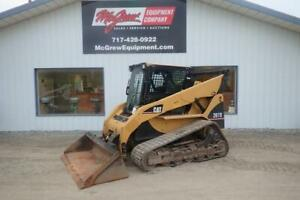 2007 Caterpillar 287b Skid Steer Loader 783 Hrs 82 Hp Diesel Erops Heat Air