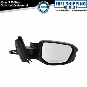 Mirror Power Heated Turn Signal Camera Paint To Match Rh Side For Civic