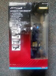New Husky Automatic Electronic Tank Drain For Compressor Tanks