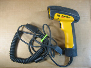 Psc Powerscan Laser Barcode Scanner W Rs 232 0611001 011003 200