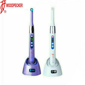 Original Woodpecker Dental I Led Wireless Curing Light Cure Lamp 2300mw