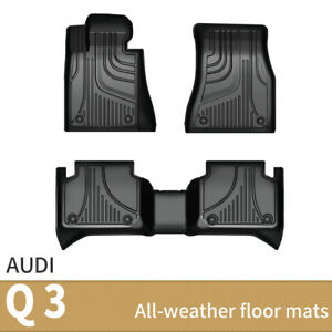 Floor Mats For 2014 2018 Jeep Wrangler Unlimited Sahara Sport Utility 4door 3 6l