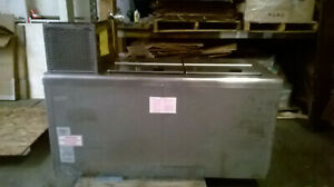 Nelson Vbd 10t Ice Cream Truck Freezer Nice Cold Plate Unit