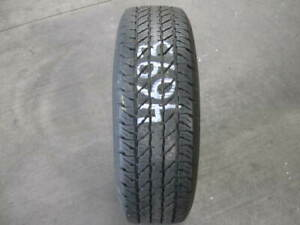 Local Pick Up Only 1 Cooper Discoverer H t 245 75 16 Tire 4693 8 9 32