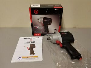 Chicago Pneumatic 1 2 Air Impact Wrench Lightweight Magnesium Drive 7740