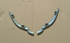 1938 Buick Upper Grill Extensions Ends 38 Buick Pair Pr