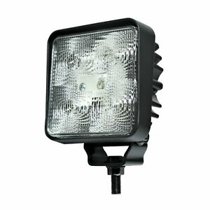 Led Utility Light Offroad Waterproof 12 Volt Tractor Lights Overhead Clear Lens