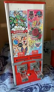 Northwestern 80 Sticker Tattoo 75 Vending