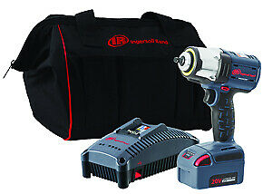 Ingersoll Rand W5133 K12 3 8 Iqv 20v Cordless Impact Wrench One Battery Kit
