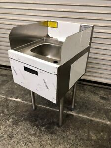 New Underbar Free Standing Sink Krowne Metal Kr21 18st Royal 2100 Series 2824