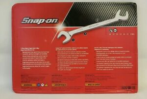 Snap On Empty Box For 7 Piece Metric Angle Head Wrench Set Vsm807b