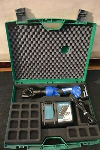 Sherman Reilly Dieless Crimper Srk61dcx Super Clean Greenlee Ek6idl