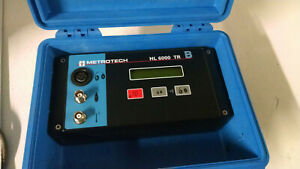 Metrotech Hl6000 Correlator Water Pipe Leak Detector Locator Tansmitter Only