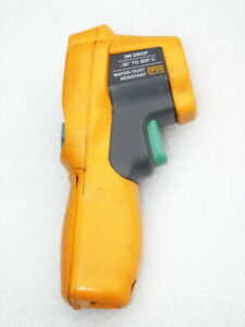 Fluke 62max Infrared Ir Thermometer Digital Display 3m Drop 30 To 500 Degree C