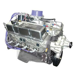 Blueprint Engines Bp3555ctf Dressed Efi Crate Engine Gm 355