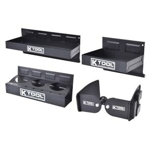 Magnetic Toolbox Trays 4 piece Set K Tool International Sk7013 6 Sk7013 12 Sk