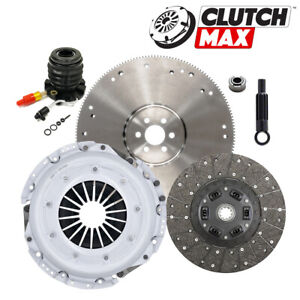 Hd Clutch Kit slave Cyl flywheel For 1993 1996 Ford F150 F250 F350 5 0l 5 speed