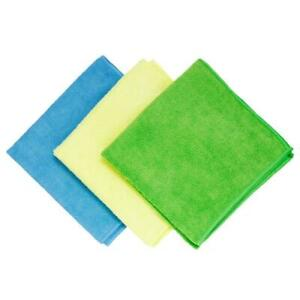 Microfiber Towel Auto Cleaning Car Detailing Cloths Rags 16x16