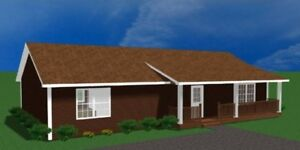 Prefab Home Kit Prefabricated House Kit By Landmark Home Land Company Kit Home