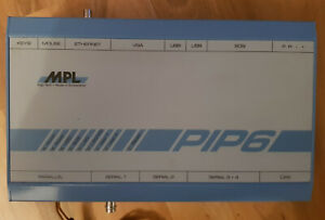 Mpl Pip6 2 Fanless Industrial Embedded Pc With Frame Grabber 48 Ch Dio