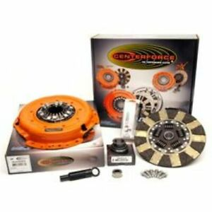 Centerforce Kdf007514 Dual Friction Clutch Kits For Ford Mustang 1999 2004 4 6l