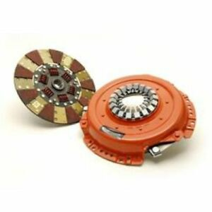 Centerforce Df490030 Dual Friction Clutch Kits For Fairlane Mustang Comet 63 80