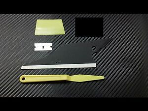 Window Film Tint Tools Conqueror Squeegee Lil Smoothie Gasket Shank