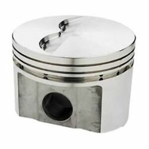 Srp 213456 Flat Forged Pistons 4 360 Bore Set Of 8 For Mopar Big Block 400 440
