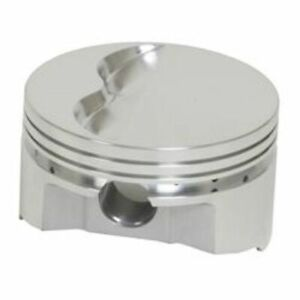 Srp 138093 Flat Forged Pistons 4 030 Bore 8 Set For Small Block Chevy 350 400