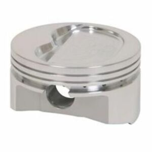 Srp 147550 Forged Dish Pistons 4 165 bore Set Of 8 For Chevy Small Block 350 400