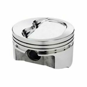 Srp 139628 Forged Dish Pistons 4 030 Bore 8 Set For Small Block Chevy 350 400