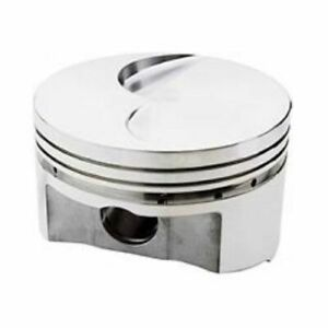 Srp 150727 Flat Forged Pistons 4 390 In Bore Set Of 8 For Big Block Ford 460
