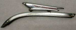 Original 1938 Chevrolet Hood Ornament 38 Chevy Cabriolet Coupe Master Deluxe