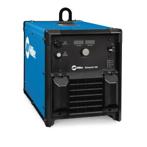 Miller Deltaweld 350 Power Source W arcconnect And Meters 907747001