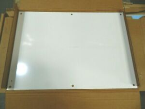 Nvent Hoffman Electrical Enclosure Nonperforated Panel 22 1 2 X 32 A36n24mp