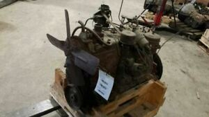 1950 Plymouth Core Engine 6 Cylinder Stuck 623288