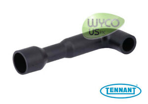397777 Rubber Hose Water Valve Tennant 5700 5680 Walk Behind Scrubbers 3e13