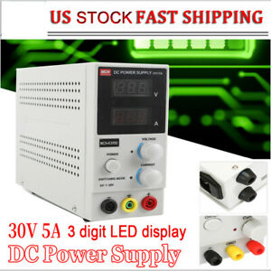 30v Dc Great Mch k305d Switchin Power Supply Adjustable Regulator Single Channel